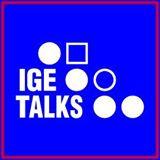 IGE Talks Logo