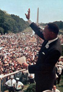 MLK Dream Speech curtesy of The Washington Post